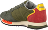 Grüne BLAUER Sneaker low S0QUEENS01/STO  - small