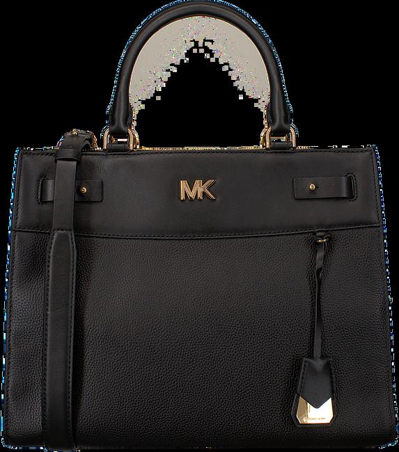 Schwarze MICHAEL KORS Handtasche LG SATCHEL - large