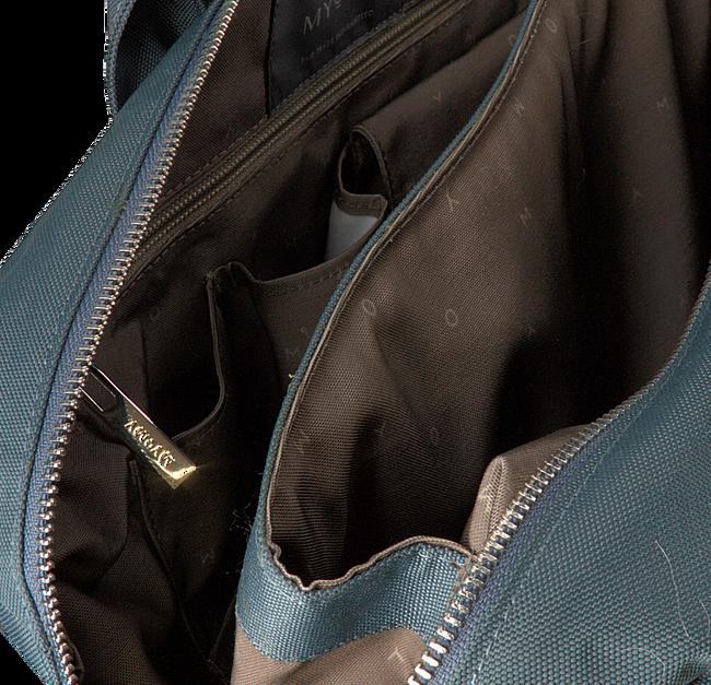 Blaue MYOMY Laptoptasche MY PHILIP BAG BUSINESS  - large