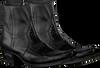 Schwarze SENDRA Stiefeletten 15842P - small