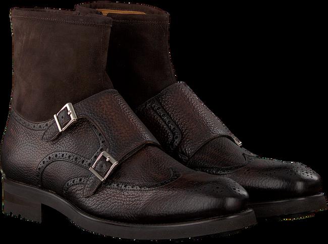 Braune MAGNANNI Business Schuhe 21445  - large