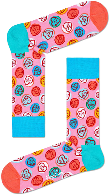 Rosane HAPPY SOCKS Socken SWEET HEARTS  - large