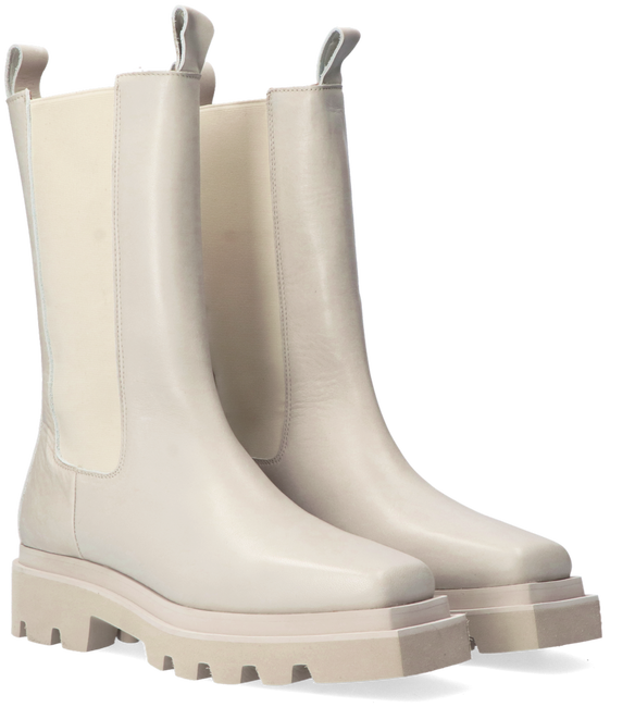 Weiße TORAL Chelsea Boots TL-12681  - large
