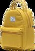 Gelbe HERSCHEL Rucksack NOVA MINI  - small
