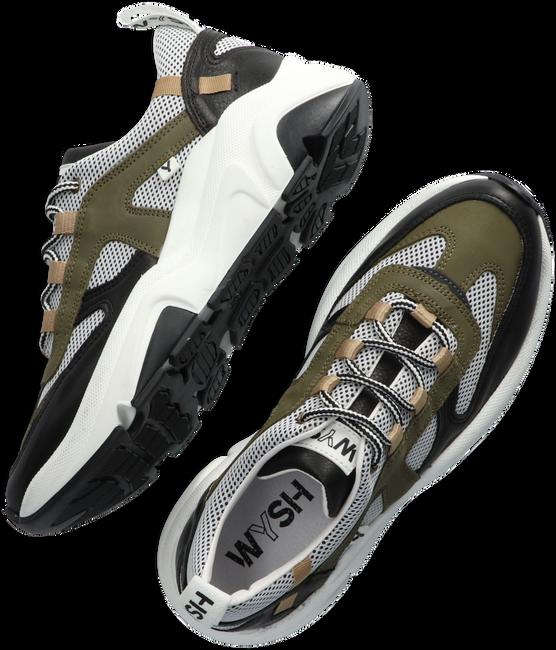 Grüne WYSH Sneaker low CALVIN  - large
