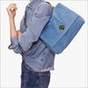 Blaue COCCINELLE Handtasche LIYA 1801  - small