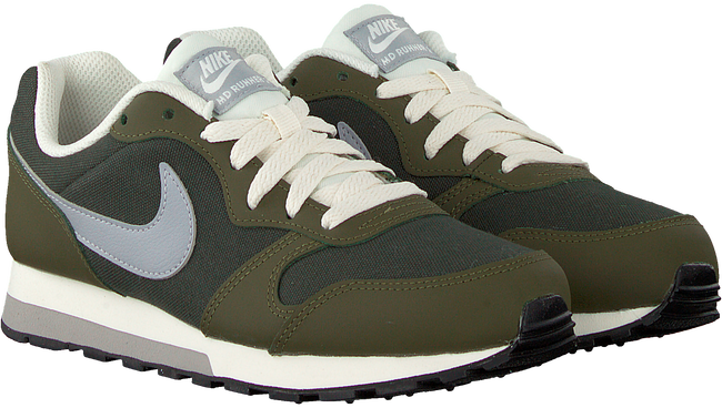 Graue NIKE Sneaker low MD RUNNER 2 (GS)  - large