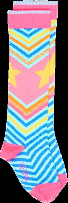 Mehrfarbige/Bunte LE BIG Socken NIVA KNEE HIGH  - large