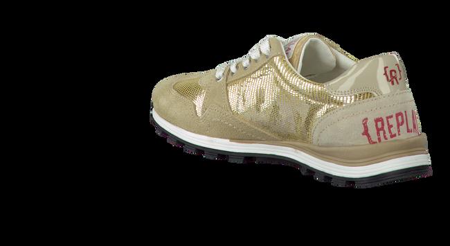 Goldfarbene REPLAY Sneaker SMITHFIELD - large