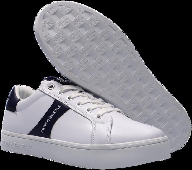 Weiße CALVIN KLEIN Sneaker low CUPSOLE SNEAKER LACEUP MEN  - large