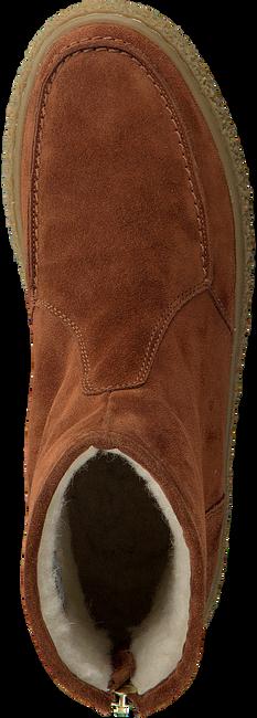Cognacfarbene CA'SHOTT Ankle Boots 18112  - large