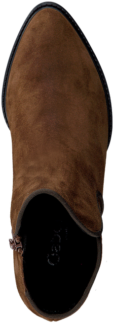 Cognacfarbene GABOR Stiefeletten 890  - large