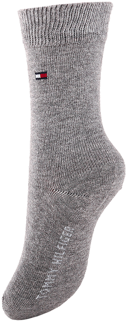 Graue TOMMY HILFIGER Socken TH CHILDREN SOCK TH BASIC 2P - large