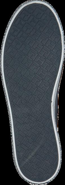 Blaue TOMMY HILFIGER Sneaker CORPORATE FLATFORM SNEAKER  - large