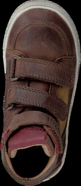 Cognacfarbene TRACKSTYLE Sneaker 315711 - large