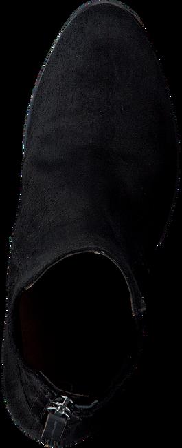 Schwarze UNISA Cowboystiefel UNDER  - large