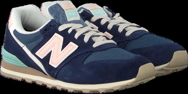 Blaue NEW BALANCE Sneaker low WL996  - large