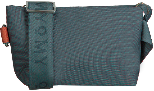 Blaue MYOMY Gürteltasche MY CIRCLE BAG WAISTBAG  - large