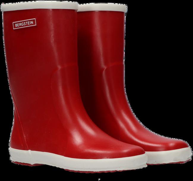 Rote BERGSTEIN Gummistiefel RAINBOOT - large