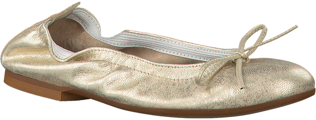 Goldfarbene CLIC! Ballerinas 7290 - large