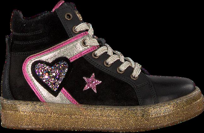 Schwarze MIM PI Sneaker 1353  - large