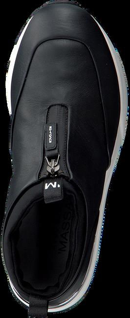 Schwarze RUCOLINE Sneaker 102 LEATHER  - large