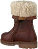 Cognacfarbene KOEL4KIDS Ankle Boots KO0680  - small