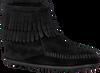 Schwarze MINNETONKA Ankle Boots 2299 - small
