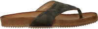 Grüne MJUS Zehentrenner 463004 - medium
