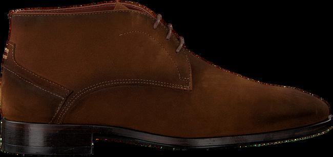 Cognacfarbene GREVE Business Schuhe RIBOLLA 1540  - large