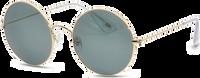Goldfarbene IKKI Sonnenbrille DUFOUR - medium