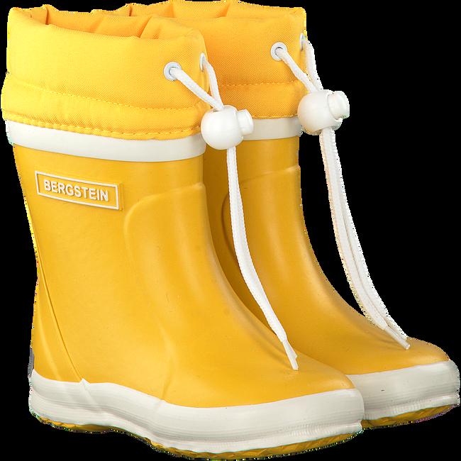 Gelbe BERGSTEIN Gummistiefel WINTERBOOT - large