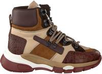 Braune TORAL Sneaker 12207  - medium