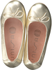 Goldfarbene UNISA Ballerinas CRESY  - small