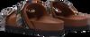 Braune ASH Sandalen ULYSSE  - small