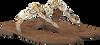 white LAZAMANI shoe 75.554  - small