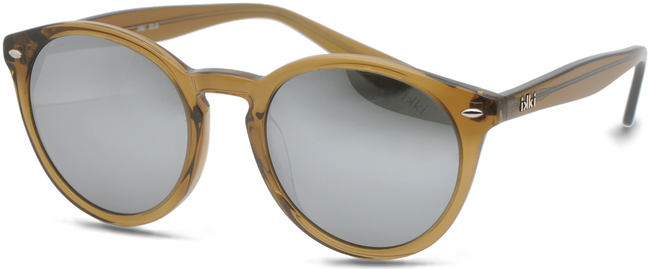 Braune IKKI Sonnenbrille LEXI - large