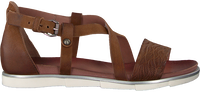 Cognacfarbene MJUS (OMODA) Sandalen 740021 - medium