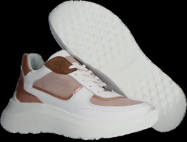 Cognacfarbene SHABBIES Sneaker low 10102091  - large