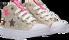 Goldfarbene SHOESME Sneaker low SHOESME  - small