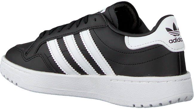 Schwarze ADIDAS Sneaker low TEAM COURT J  - large
