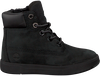 Schwarze TIMBERLAND Ankle Boots DAVIS SQUARE 6 KIDS - small