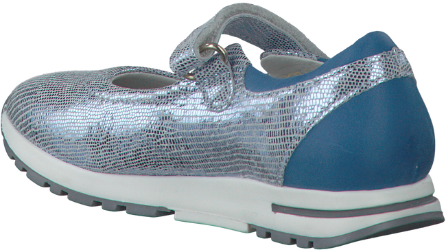 Blaue GATTINO Ballerinas G1277 - large