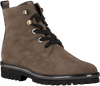 Taupe HASSIA Schnürboots MERAN  - small