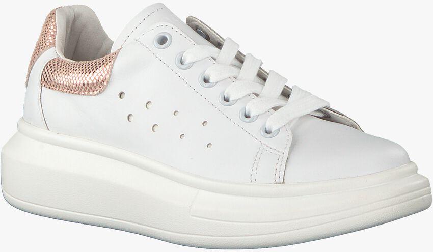 Weiße BRAQEEZ Sneaker ALBA ALEX  - larger