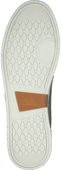 Graue HUB Sneaker CHUCKER - large