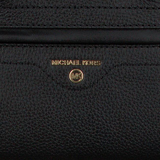 Schwarze MICHAEL KORS Handtasche MD SATCHEL  - large
