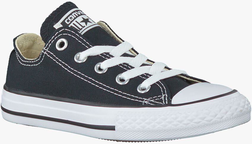 Schwarze CONVERSE Sneaker CHUCK TAYLOR ALL STAR OX KIDS - larger