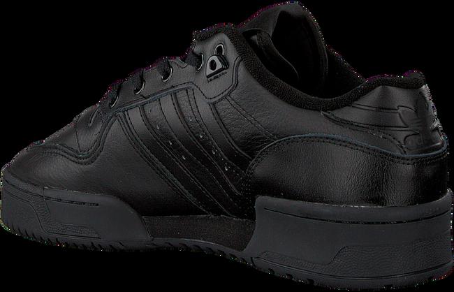 Schwarze ADIDAS Sneaker RIVALRY LOW  - large