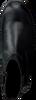 Schwarze BRAQEEZ Langschaftstiefel 417671 - small